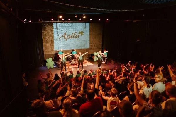 Apila – Popmusik für Kinder